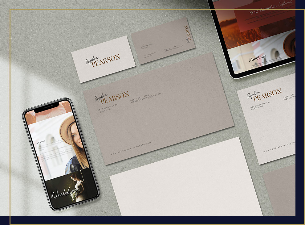 Branding Services for Photographers
