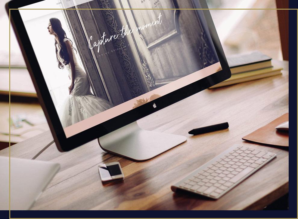 Custom Website Design Image