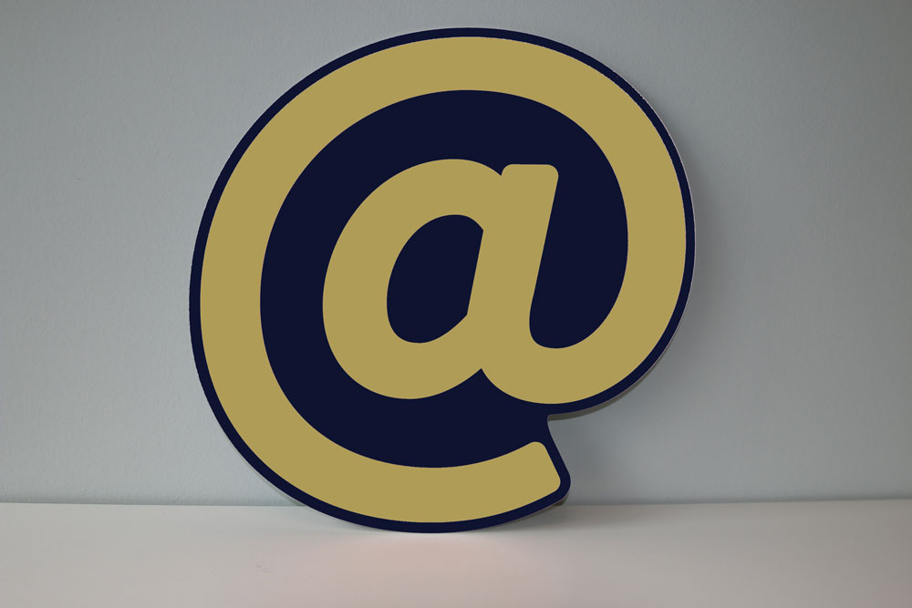 Why you need a professional email address